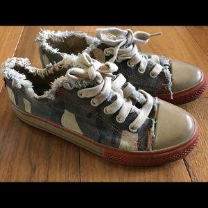 BC footwear Camo Runners